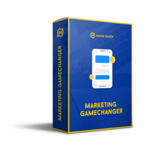 Marketing Gamechanger von Jakob Hager